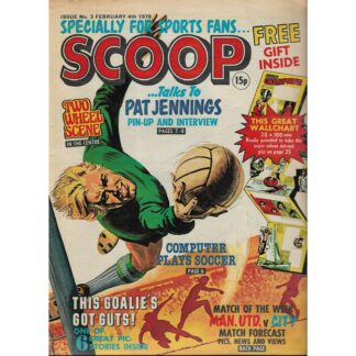 4th February 1978 - BUY NOW - Scoop comic - issue 3