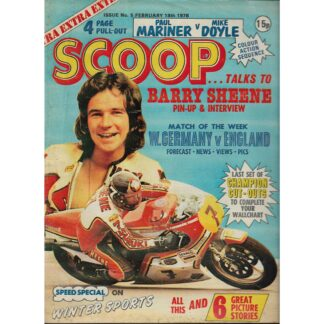 18th February 1978 - BUY NOW - Scoop comic - issue 5