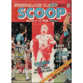 25th February 1978 - BUY NOW - Scoop comic - issue 6