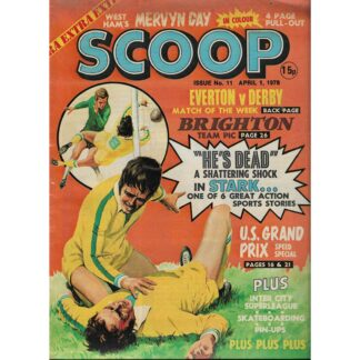 1st April 1978 - BUY NOW - Scoop comic - issue 11