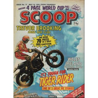 13th May 1978 - BUY NOW - Scoop comic - issue 17