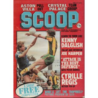 30th December 1978 - BUY NOW - Scoop comic - issue 50