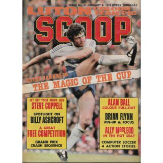 6th January 1979 - BUY NOW - Scoop comic - issue 51