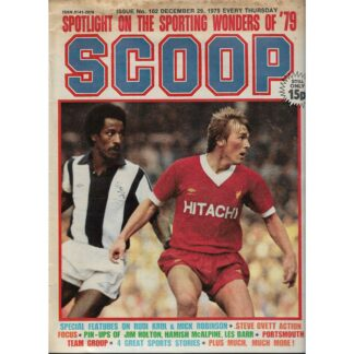 29th December 1979 - BUY NOW - Scoop comic - issue 102