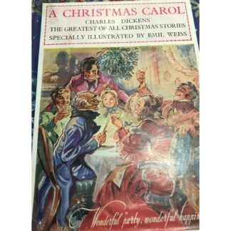 A Christmas Carol - Charles Dickens - edition from 1944
