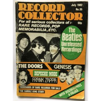 July 1982 - Record Mirror - BUY NOW