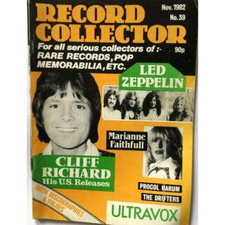 November 1982 - Record Mirror - BUY NOW