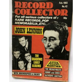 February 1983 - Record Mirror - BUY NOW