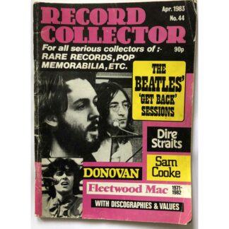 April 1983 - Record Mirror - BUY NOW